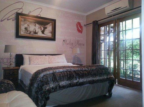 Fourways, Sudáfrica: Marilyn Monroe Room