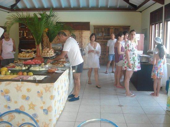 Costa Brasilis All Inclusive Resort & Spa: Restaurante