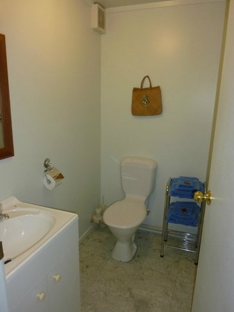 Aotea Lodge: Unit 3 - bathroom