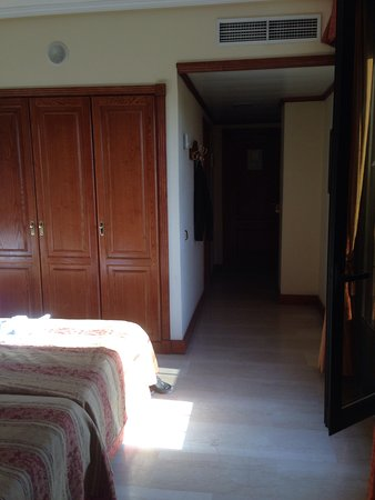 Hotel Zentral Center: Large rooms. Very clean