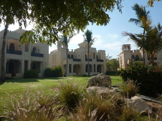Hilton Al Hamra Beach & Golf Resort: Ville