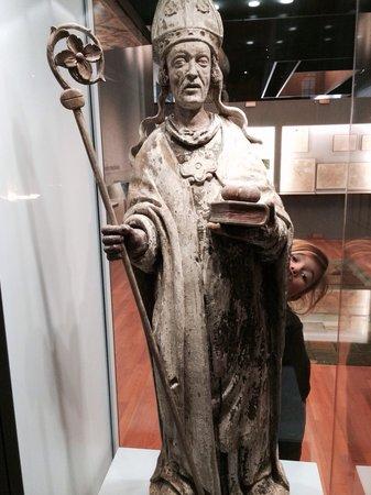 Latenium: Saint Nicolas