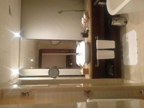 Nassima Royal Hotel: Bathroom 1