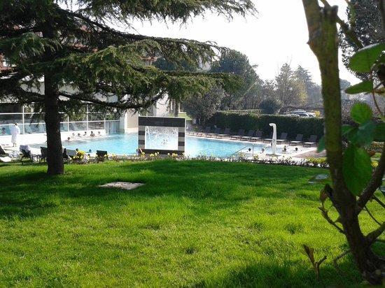 Hotel Mioni Pezzato: Parco