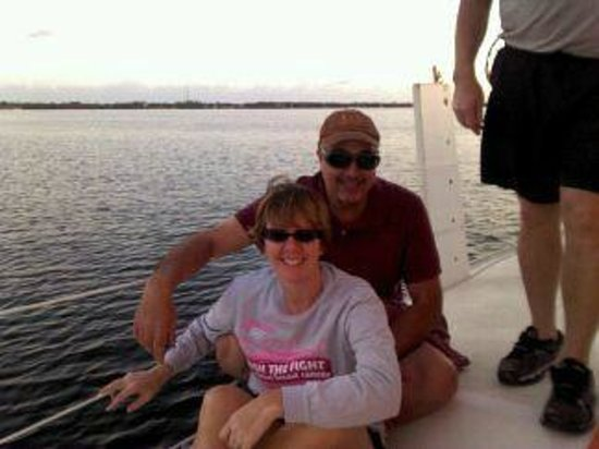 Key Lime Sailing Club and Cottages: Sunset Cruise