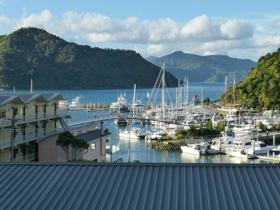Harbour View Motel Picton : Harbour views
