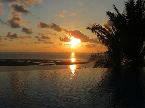 El Castillo Hotel: Incredible sunsets
