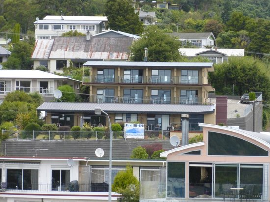 Harbour View Motel Picton: Rooms with a view