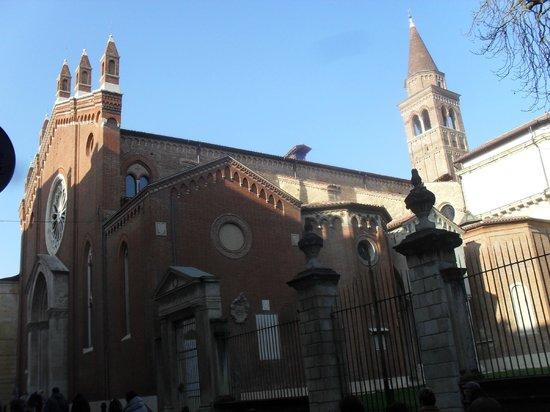 Виченца, Италия: Esterno