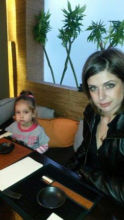 Square Sushi Restaurant: Лудший суши бар