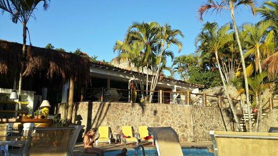 Hotel Mandragora: Restaurant