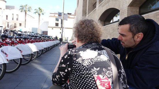 Barcelona Photowalk: Intructions from Stefano