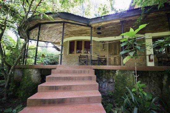 Moyoni Lodge : Extèrieur 2eme chambre