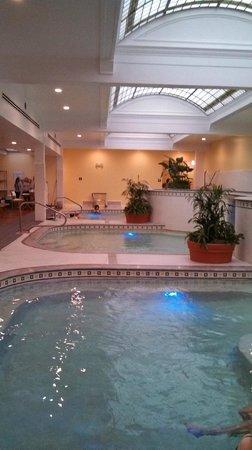 Quapaw Bathhouse: Baths at Quapaw