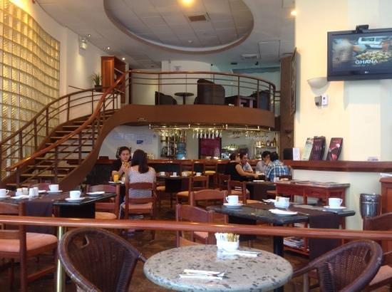 Thunderbird Hotel J. Pardo: restaurant