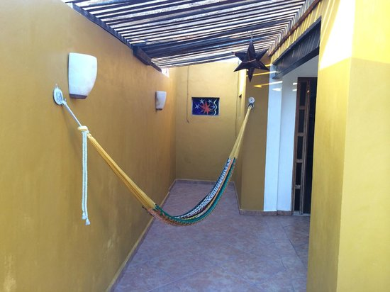 Luz En Yucatan: Penthouse Suite Balcony