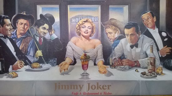 Jimmy joker Konya