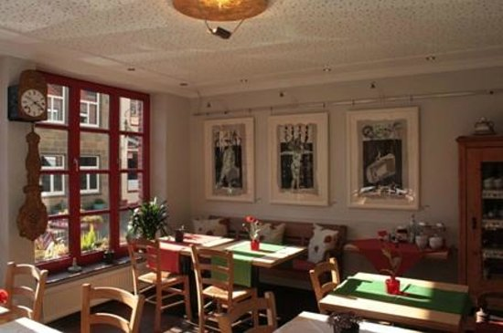 Hotel an de Marspoort: Frühstücksraum
