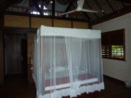 Antsanitia Resort: Notre chambre