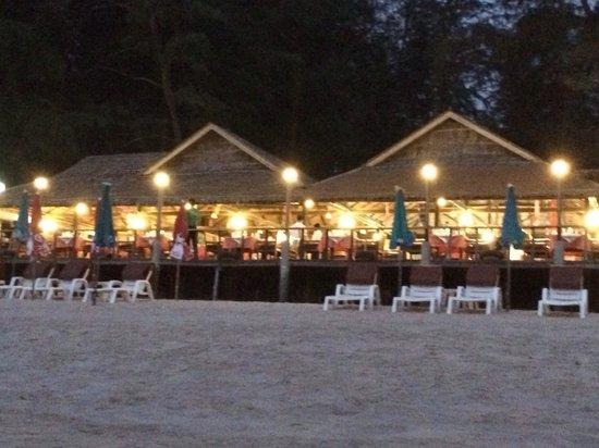 Tony Seafood Restaurant : Lovely seaside dinner