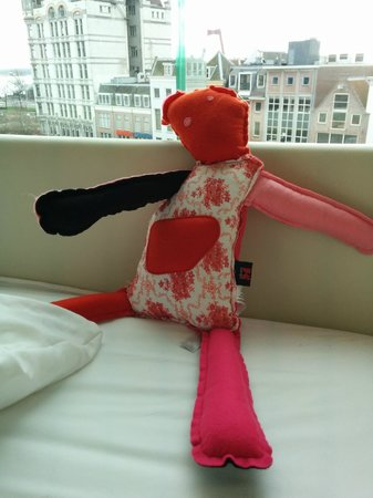 citizenM Rotterdam: Molly, but we called her Brian :)