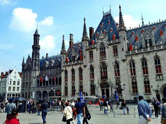 Grand-Place : Bruges Grote Markt