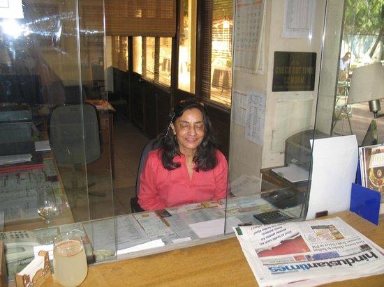 Hotel Meghniwas: Friendly Staff