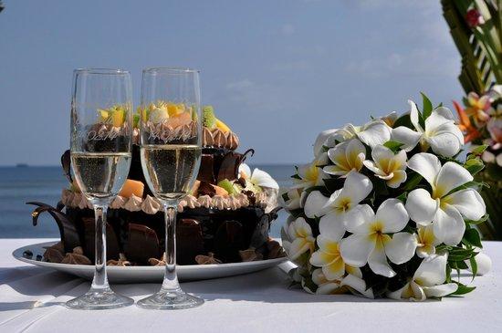 Kempinski Seychelles Resort : Wedding