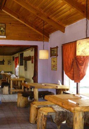 Como Vaca Parrilla Restaurant: Detalle interior del lugar