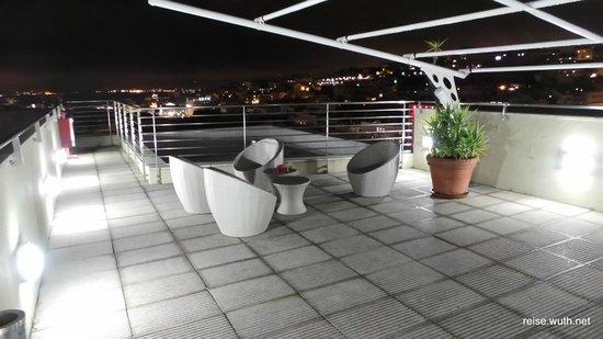 Hotel NH Collection Lisboa Liberdade: Dachterrasse