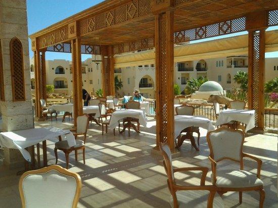 Kempinski Hotel Soma Bay : Speisesaal