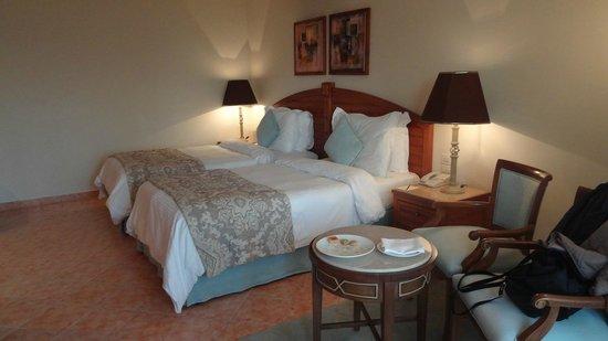 Kempinski Hotel Soma Bay: Betten
