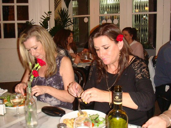 Piccolo Italian Restaurant: Birthday meal with friends and my Sister & Hubby