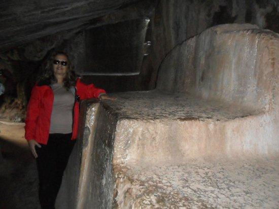 Q'enqo: Mesa para mumificação dos líderes Incas