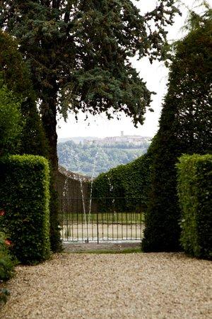 Borgo Castelvecchi Residenza D'Epoca : An example of the view