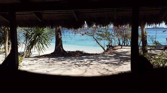 Pandan Island Resort: The wiue