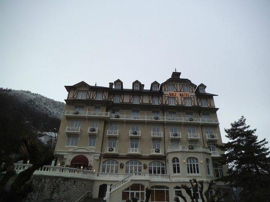 Golf Hotel: l'hôtel