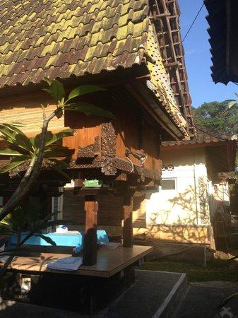 Bali Homestay : Rice barn
