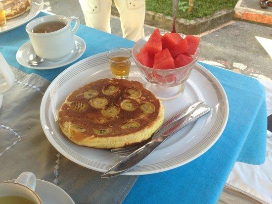 Bali Homestay : Breakfast