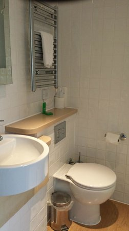Harben House Hotel: Harben House - Bathroom