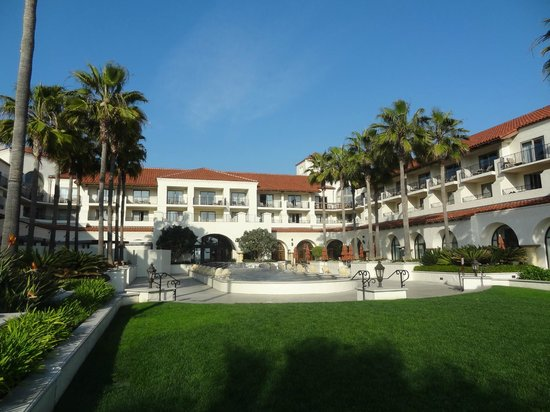 Hyatt Regency Huntington Beach Resort & Spa: Well maintained resort; nothing out of place.