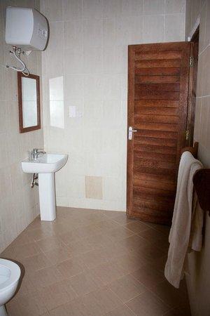 Zanzibar Star Resort: Il bagno
