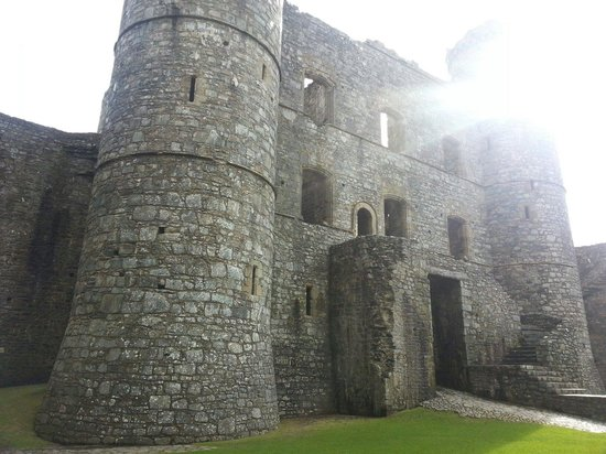 Harlech Castle: Beautiful