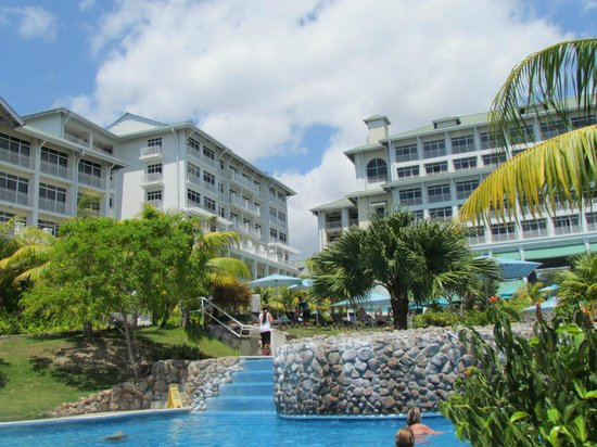 Sheraton Bijao Beach Resort: hotel - very nice