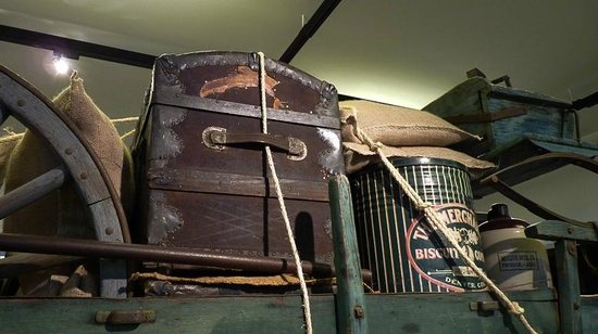 Tempe Historical Museum: Travels - one