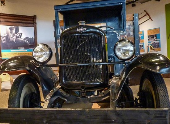 Tempe Historical Museum: Travels - Two