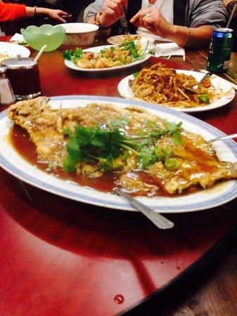 Yuet Lee : Flounder is audt