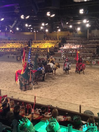 Medieval Times Buena Park: Good show