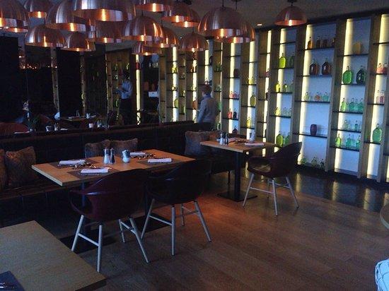 Restaurant Arola : Restaurangen