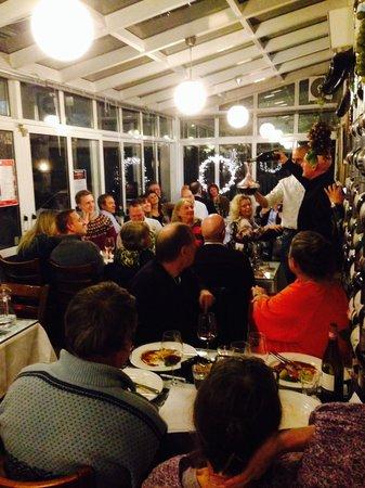 Lazio: Vin aften